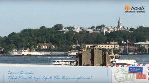 AONIA explores Istanbul, Turkey