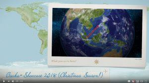 Osaka+ Showcase 2018 (Christmas Season!)